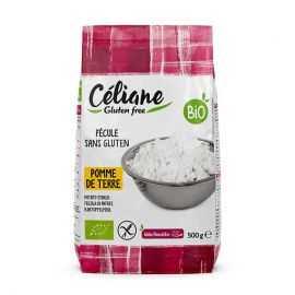 Fécule de pomme-de-terre sans gluten BIO - CELIANE (500g)
