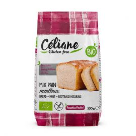 CELIANE - Mix pain BIO (500 g) lppr 2.25e