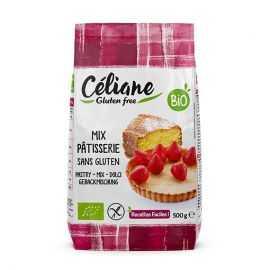 Mix pâtisserie sans gluten BIO - CELIANE (500g) lppr 2.25€