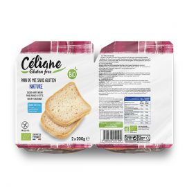 CELIANE - Pain de mie nature (300 g) lppr 1.44e