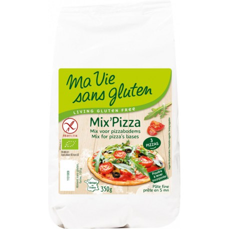 MA-VIE-SG - Mix pizza (350 g)