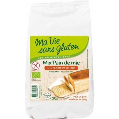MA-VIE-SG - Mix pain-de-mie (500 g)