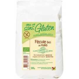 Fécule de maïs sans gluten BIO - MA-VIE-SG (500g)
