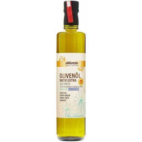 Huile d'olive Crête BIO - NATURATA (500ml)