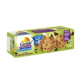 Cookies pépites-choc sans gluten - GERBLE (150g) lppr 1.91€