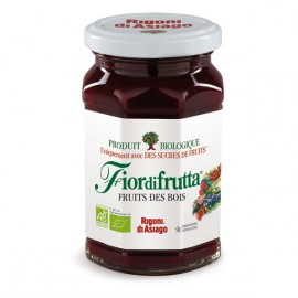 Confiture fruits-rouges BIO - RIGONI (250g)