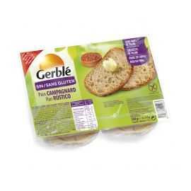Pain campagnard sans gluten - GERBLE (350g) lppr 1.68€