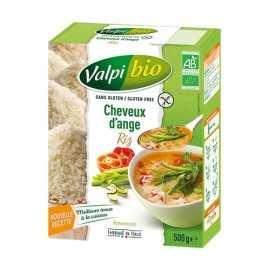 Cheveux-d'ange riz sans gluten BIO - VALPIBIO (500g) lppr 2.80€