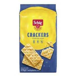 Crackers sans gluten - SCHAR (210g) lppr 0.96€