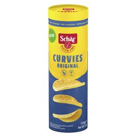 Curvies original sans gluten - SCHAR (170g)