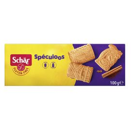 Spéculoos sans gluten - SCHAR (100g) lppr 1.27€