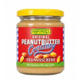 Beurre de cacahuète crémeux BIO - RAPUNZEL (250g)