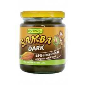 Pâte à tartiner chocolat-noisette SANS lait BIO - RAPUNZEL (250g)