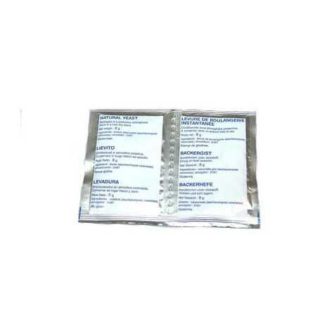 Levure de boulanger sans gluten X2 - VALPIFORM (16g)