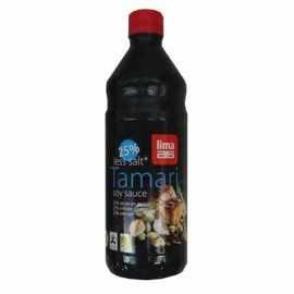 LIMA - Sauce soja pauvre-en-sel BIO (25 cl)