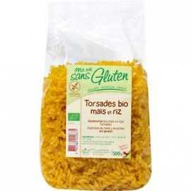 MA-VIE-SG - Torsades maïs-riz BIO (500 g) lppr 2.80e