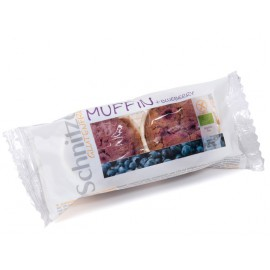 SCHNITZER - Muffins myrtille X2 BIO (140 g) lppr 1.59e