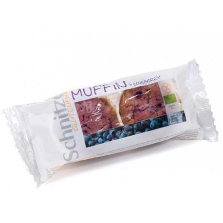 SCHNITZER - Muffins myrtille BIO X2 (140 g) lppr 1.59e