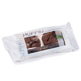 SCHNITZER - Muffins chocolat X2 BIO (140 g) lppr 1.59e