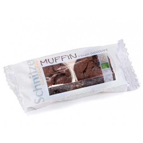 SCHNITZER - Muffins chocolat BIO X2 (140 g) lppr 1.59e