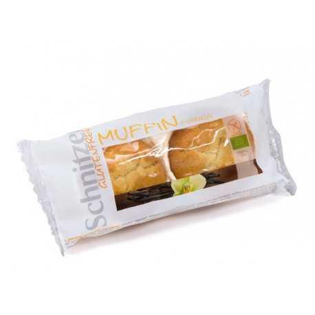 SCHNITZER - Muffins vanille BIO X2 (140 g) lppr 1.59e