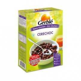 Riz-soufflé chocolat sans gluten - GERBLE (300g)