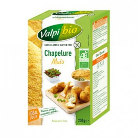 Chapelure maïs sans gluten BIO - VALPIBIO (200g)