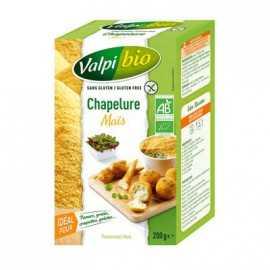 VALPIBIO - Chapelure maïs BIO (200 g)