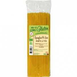 Spaghetti maïs-riz sans gluten BIO - MA-VIE-SG (400g) lppr 1.40€