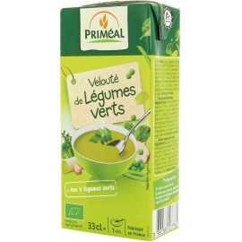 PRIMEAL - Velouté légumes verts BIO (33 cl)
