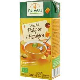 PRIMEAL - Velouté potiron-châtaigne BIO (33 cl)