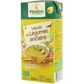 Velouté légumes anciens BIO - PRIMEAL (33cl)