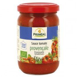 PRIMEAL - Sauce tomate provençale BIO (200 g)