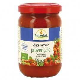 Sauce tomate provençale BIO - PRIMEAL (200g)