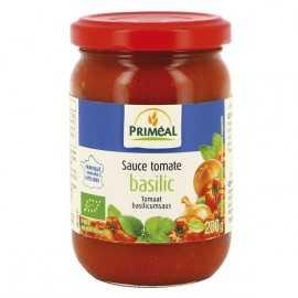 Sauce tomate basilic BIO - PRIMEAL (200g)