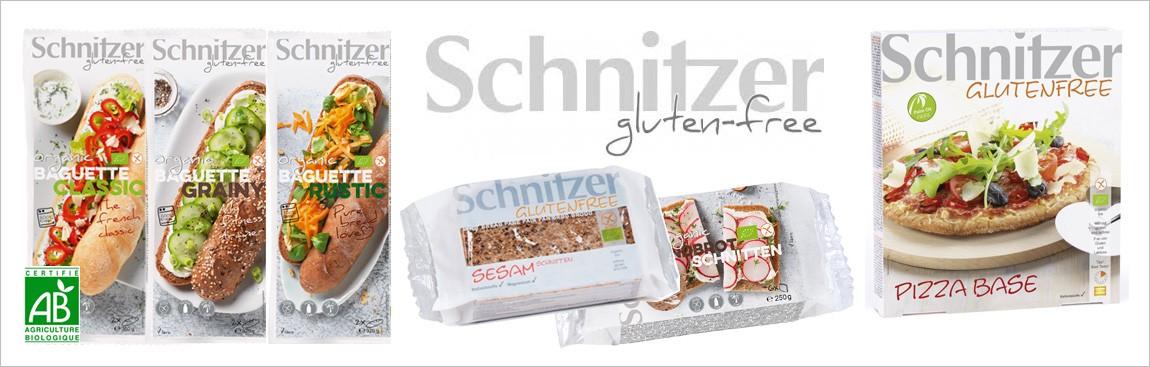 Nouveaux pains SCHNITZER !!!